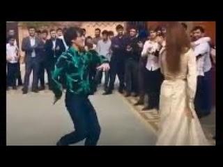 ТАНЦОРЫ КАВКАЗА ЗАЖИГАЮТ🔥 Эти Танцоры Порхают💪🏻  Идрис Алхалаев - Милая  2020
