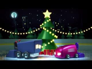 Приглашаем вас на катки фестиваля Путешествия в Рождество!