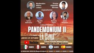 Presentación de Pandemonium II: La cura