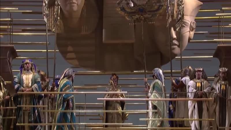 Gloria all Egitto Marcia trionfale Ballabile Vieni o guerriero vindice from Verdis Aida