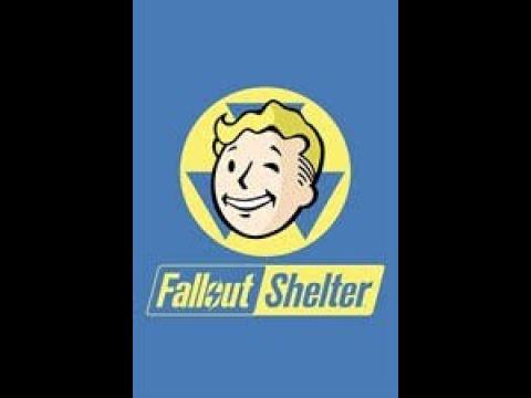 FALLOUT SHELTER parte 5 VOLVEMOS A JUGAR, la vida en el bunker continua, el juego merece un vistazo