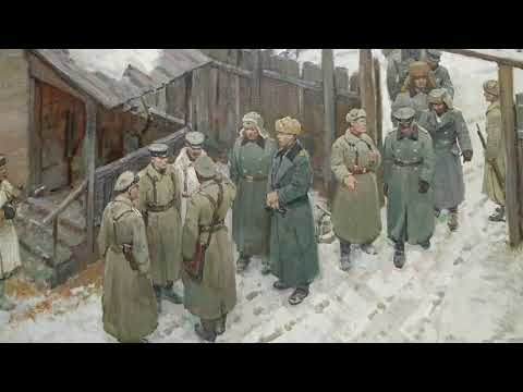Как создавалась история Картина П Котлярова Прибытие эшелона со сталинградскими военнопленными