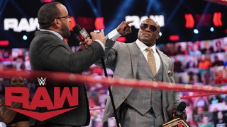 ОТКРЫТЫЙ ВЫЗОВ // WWE RAW