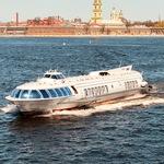 «Метеор» из Санкт-Петербурга в Петергоф