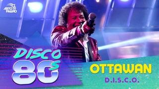 Ottawan - . (Disco of the 80's Festival, Russia, 2017)
