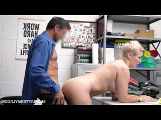 Ryan Keely - Anything But The Cops [All Sex, Anal Sex, Anal Creampie, Cowgirl, Doggystyle, Indoor, Milf, Missionary, Taboo]