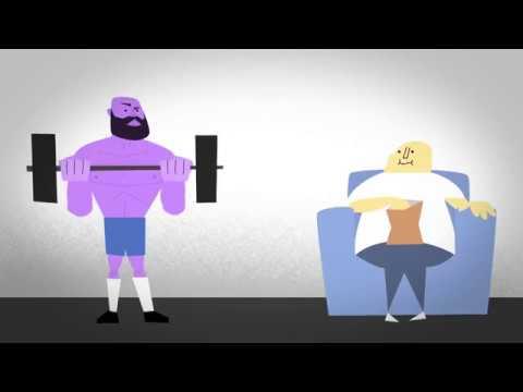 TedEd Rus Как сделать мышцы сильнее What makes muscles grow Jeffrey Siegel