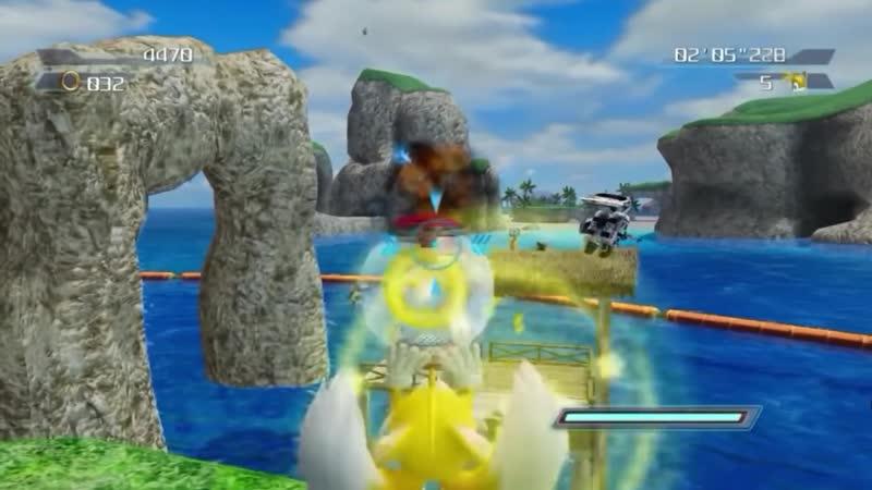 Sumochkin production Обзор Sonic Project Hero Бесподобный Уникальный ОПЫТ