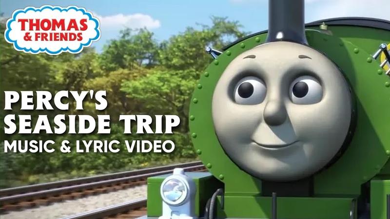 Percy's Seaside Trip ♪ Song Headmaster Hastings Cover Thomas Friends
