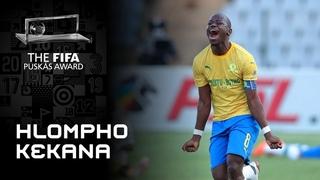 Hlompho Kekana Goal | FIFA Puskas Award 2020 Nominee