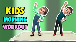 Quick Morning Workout For Kids To Get Active and Lean