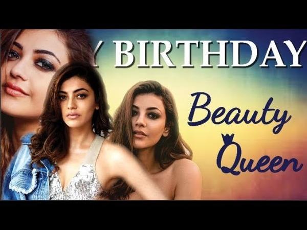 Kajal Aggarwal Birthday Fans Celebration   Exclusive Video   Funnett