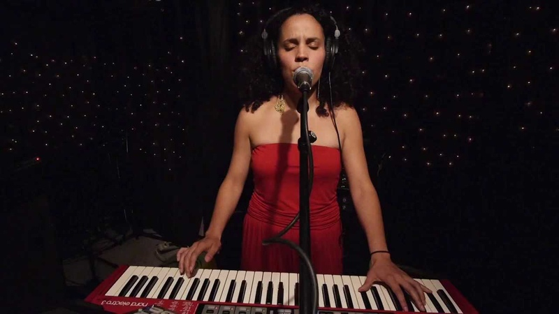 Xenia Rubinos - Hair Receding (Live on KEXP)
