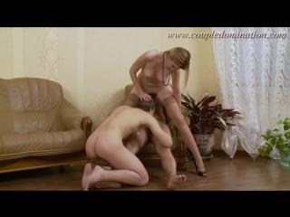Куколд раб-cuckold slave 4 (россия)