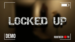 Locked Up   Full Demo Walkthrough   No Commentary Indie Horror Gameplay
