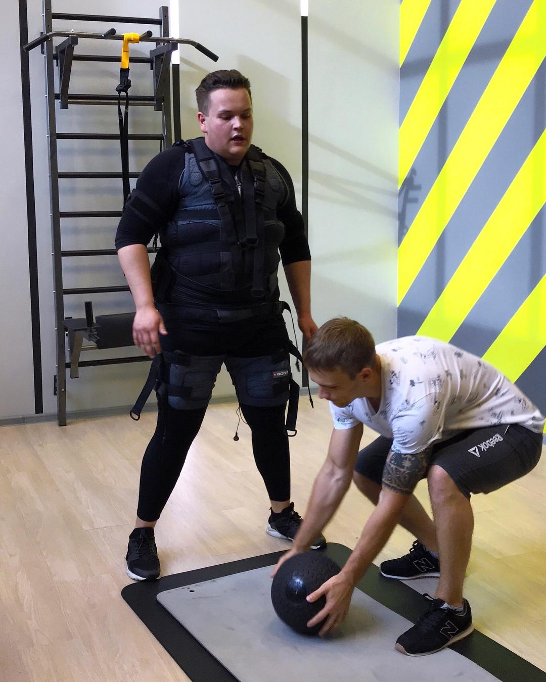 Бьюти блогер Игорь Синяк до и после похудения
