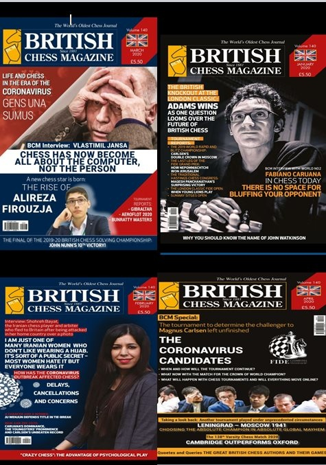 British Chess Magazine January to April 2020 (PDF) IpnwJqzUkaU