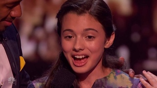 Full Segment - Laura Bretan - Pie Jesu - Semifinals America s Got Talent August 30, 2016