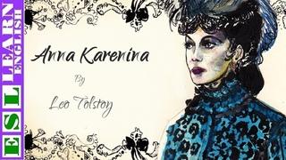 Learn English Through Story ☆ Subtitles ✔ Anna Karenina by Leo Tolstoy