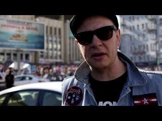 Отчет о первом концерте Green Day в Москве от Dimanit Studio.