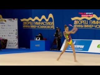 ● Анастасия Симакова - Булавы (многоборье) / Чемпионат России 2021