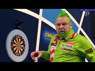Peter Wright vs Steve West (PDC World Darts Championship 2021 / Round 2)