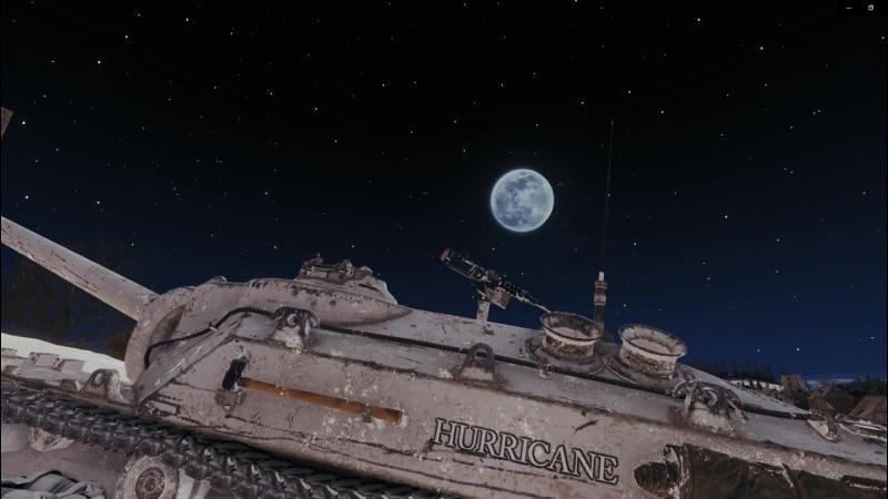 World of Tanks т 28 Ночное Освещение