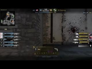 [CS GO POV Demos & Highlights] CS:GO POV Demo SK Stewie2K (29/18) vs eUnited (de_inferno)