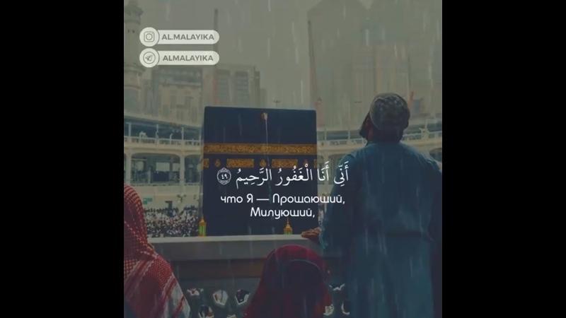 Видео от Улица Мувахидов