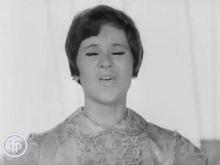 Жерздева Эльмира - Золушка - музыка Хуго Вольф -(1965)