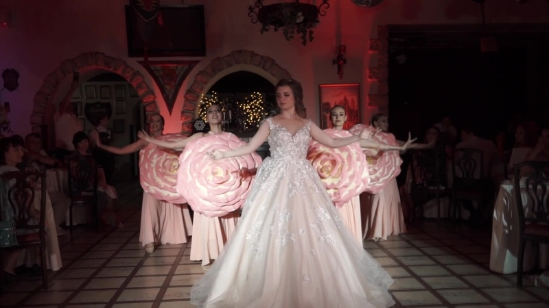 COMILFO SHOW постановка танца невесты Comilfo wedding dance