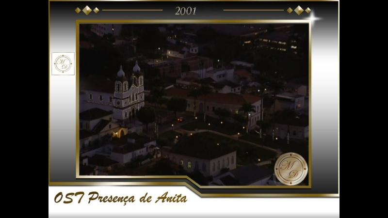 OST Presença de Anita Alberto Rosenblit Saudade da Roseira