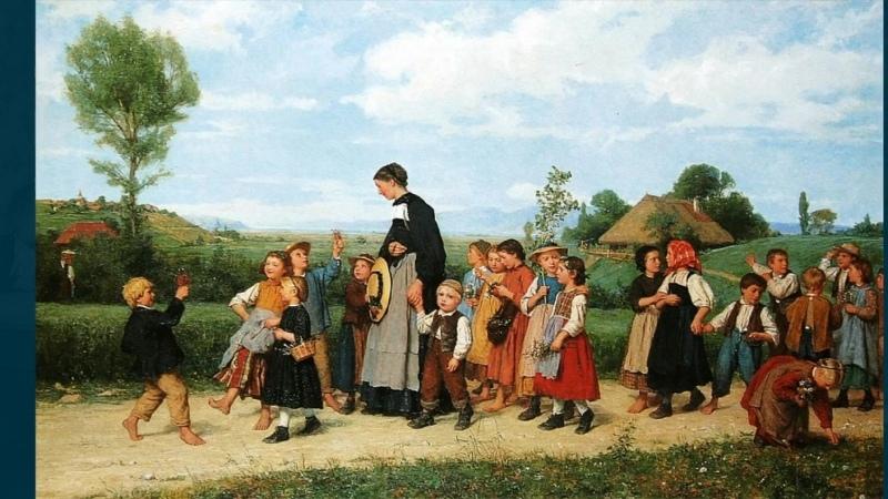 Альберт Самуэль Анкер 1831 1910