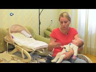 Маленький Матвей Смирнов нуждается в помощи