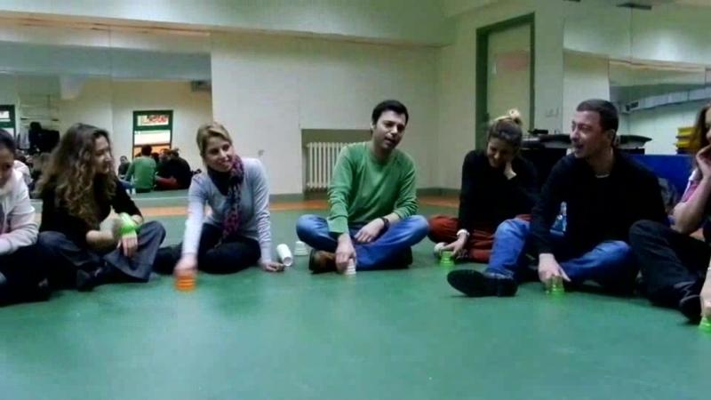 ➕ Cupgame Bardak ile Bashana habaah Otrive Eğitim hakkında özel bilgiler Orff Semineri Orff Çalgısı