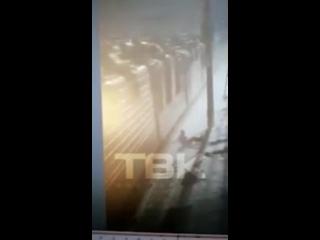 Поезд сбил ребёнка насмерть
