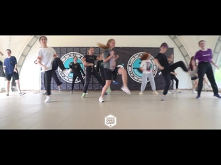 POLYANA DANCE CAMP 11 | VLAD GENIN - HIP-HOP CHOREO | group 3