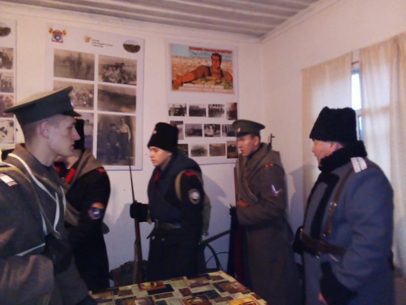 Экскурсия в музей, изображение №7