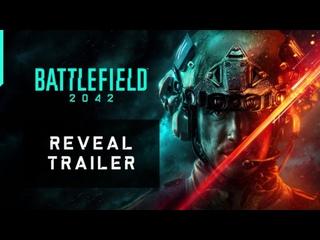 Официальный трейлер Battlefield 2042