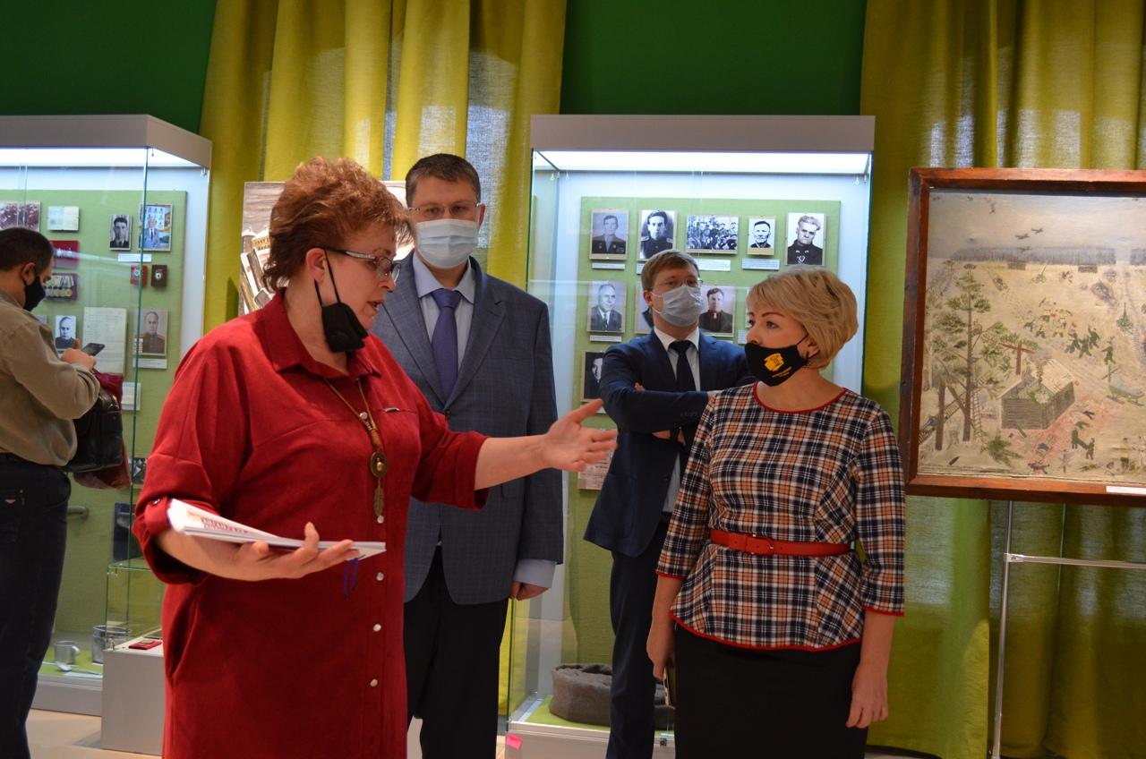 В музейном комплексе имени И.В. Панфилова состоялся областной методический семинар