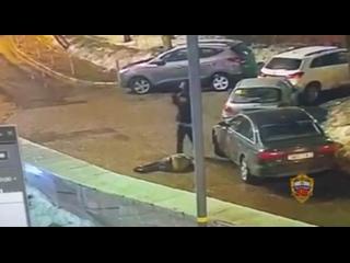 В Москве мужчина до смерти забил прохожего