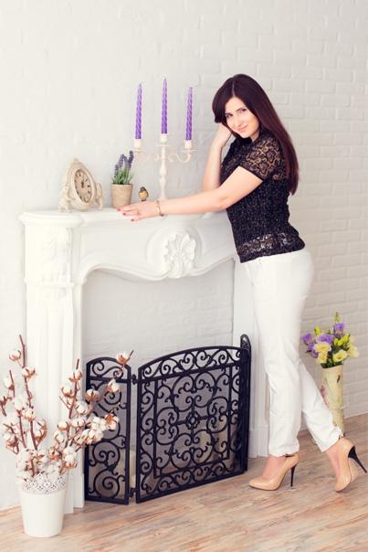 Анастасия Костюк, 31 год
