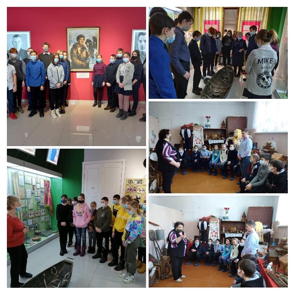 В дни весенних каникул для школьников проводят экскурсии в музеях Петровска