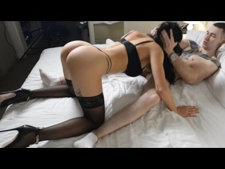 Руки-Базуки снялся в порно Candi Katty (красивая киска, анал, Кирилл Терешин, красивая попка, чулки)