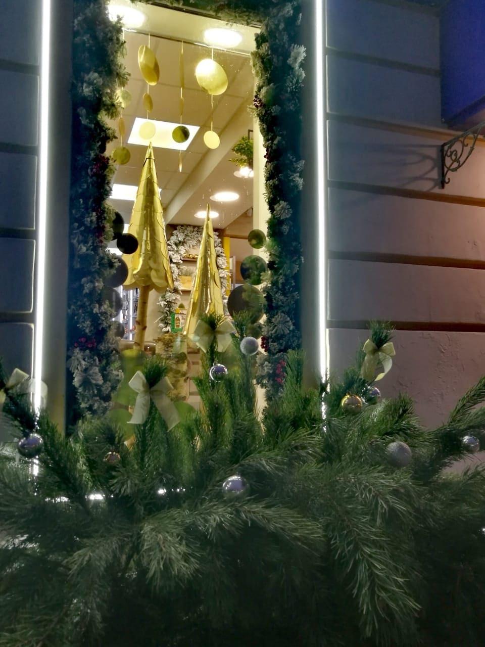 В Твери подведены итоги ежегодного городского смотра-конкурса на лучшее праздничное оформление