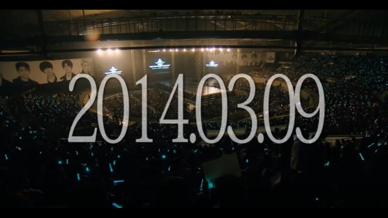 SHINee WORLD III at Olympic Gymnastics Arena, Seoul 2014.03.09