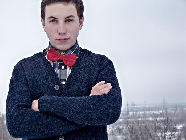 Саша Павелко, 23 года