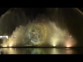 Винницкий фонтан.