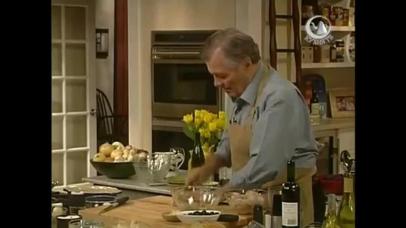 Жак Пепэн Фаст Фуд как я его вижу 17 серия airvideo