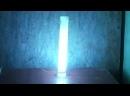 Молния в цилиндре - красивый световой химический опыт
